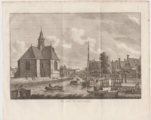 De kerk te Heerenveen